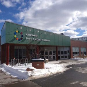 Pictou-Antigonish Regional Library